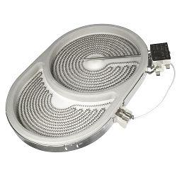Bräterplatte 2400/900 Watt