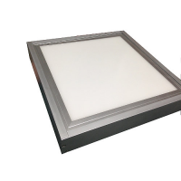 Einbaurahmen mit LED-Panel